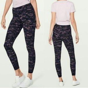 166b9b4875e65 lululemon athletica Pants - New lululemon align II pant legging purple camo  10